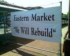 eastern market fire